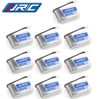 10pcs/set JJRC H20 Original Battery 3.7V 150mAh For Syma S8 M67 U839 RC Quadcopter Parts Lipo 150mAH 30C