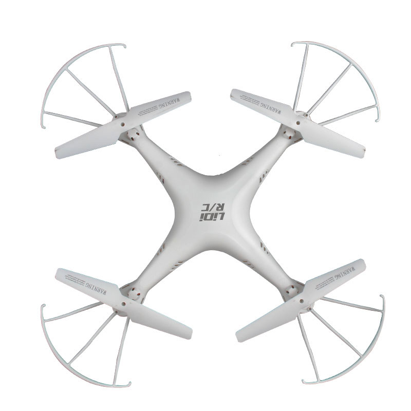L15 4CH Remote Control Quadcopter Headless Mode Helicopter font b Drone b font White