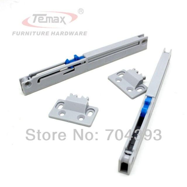 Exceptionnel 6PCS Cabinet Adapter Soft Close Drawer Slide Glides Furniture Hardware  Spring Buffer Sliding Track