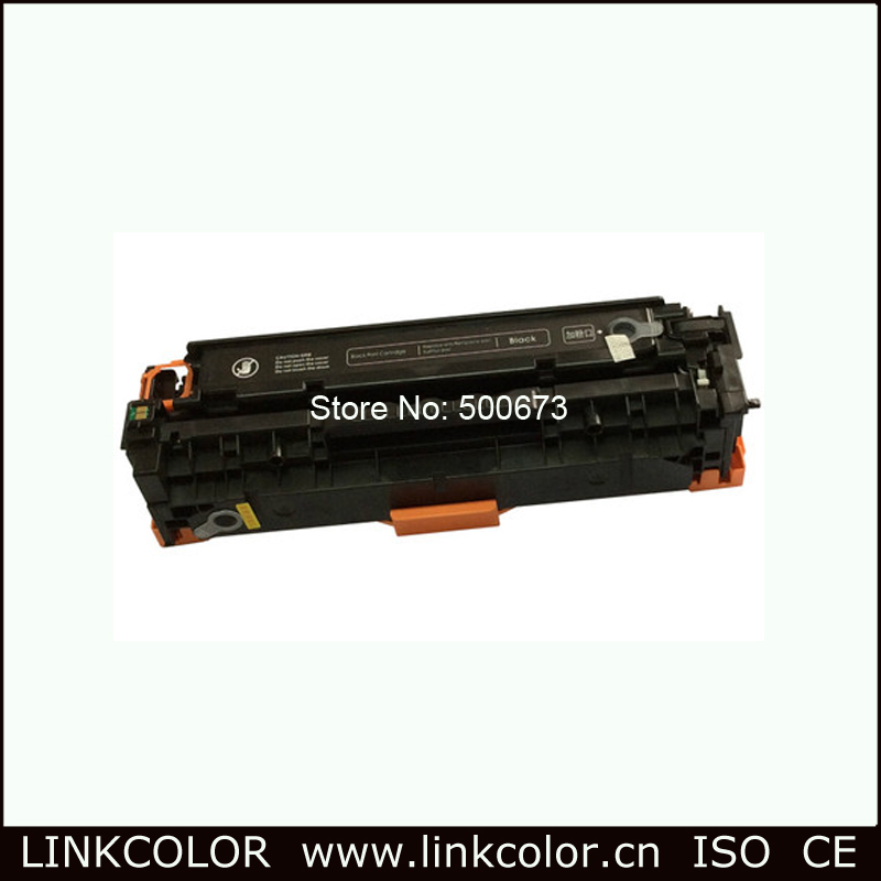 305X <font><b>305A</b></font> CE410A CE411A CE412A CE413A (4-Pack KCMY) Toner Cartridge Compatible for <font><b>HP</b></font> Laserjet Enterprise 400 color printer image