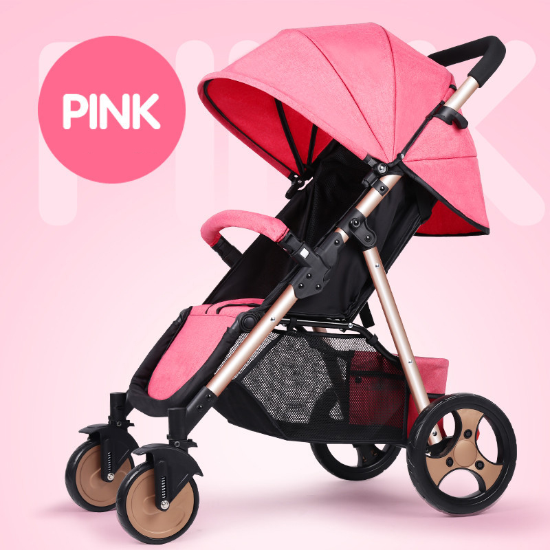SLD baby stroller Lightweight and convenient Foldable Can fly beautiful High grade Free mailing in RussiaSLD baby stroller Lightweight and convenient Foldable Can fly beautiful High grade Free mailing in Russia