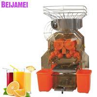 BEIJAMEI A 1 Высокая производительность коммерческих свежие фрукты соковыжималка/электрическая для апельсинов соковыжималка