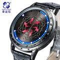 Шесть цветок храбрый часы Водонепроницаемый СВЕТОДИОДНЫЙ Наручные Часы Мужская Цифровые Наручные Часы Твердые Relogio мужской Часы Мужской Часы relojes
