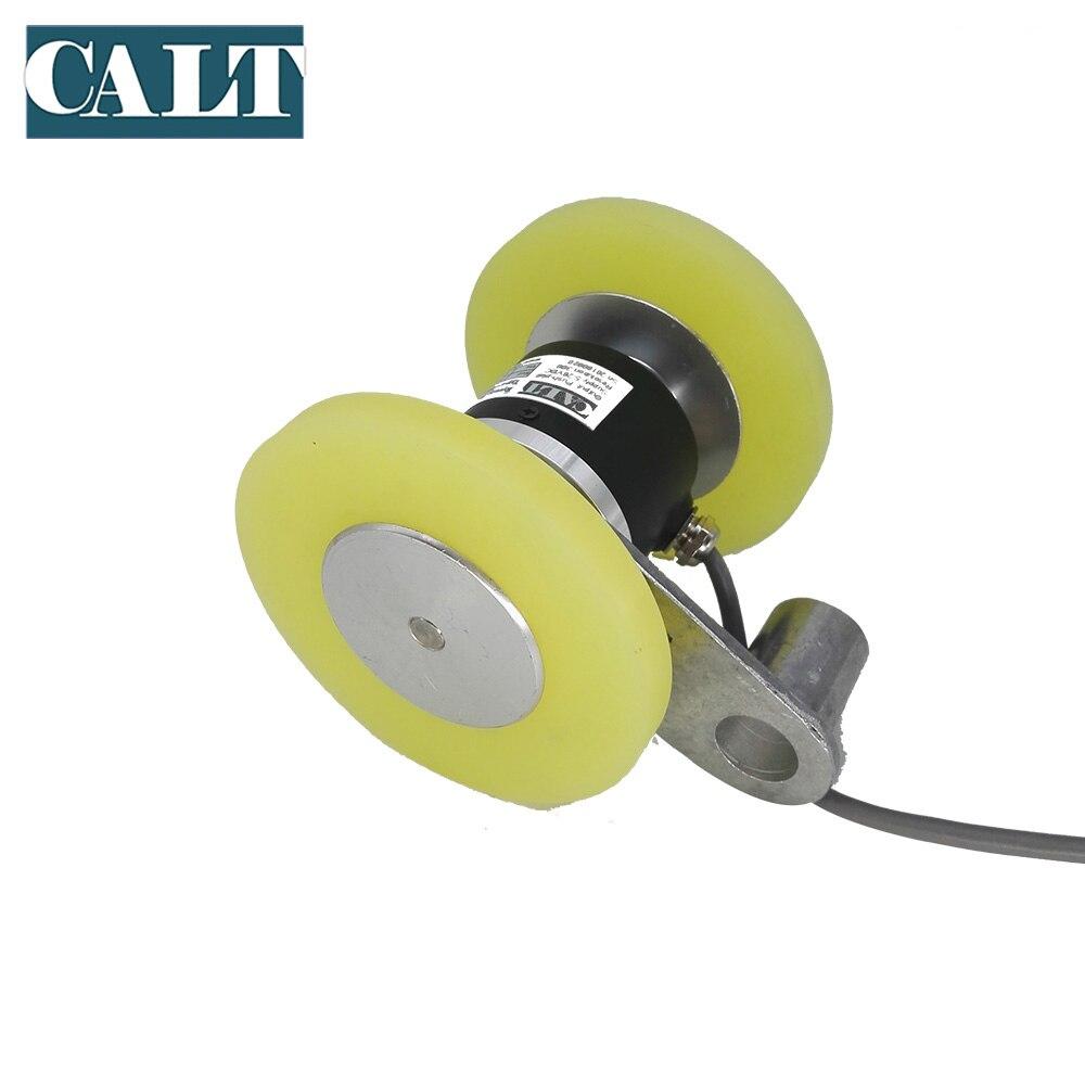 GHW52 longueur de mesure rouleau roue codeur 4096 p/r avec double 200mm circonférence roues - 5