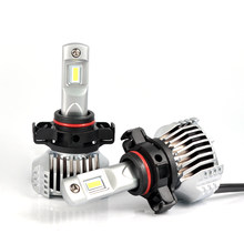 P12 PSX24W 9012 5202 D1 H7 H4 H8 H13 HB3 H15 P13W HB4 PSX26W 9003 9008 HB2 Car Led Headlight Bulb Headlamp New Style Auto Lamps(China)