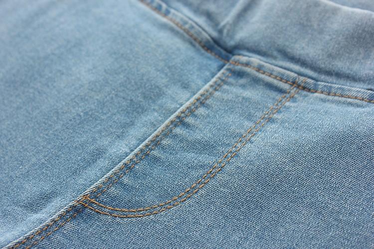BIVIGAOS Basic Skinny Womens Jeans Ankle Pencil Pants Slim Elastic Denim Pants Jean Leggings Female Cotton Jeggings Jeans Women 53