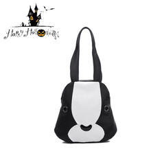Animal Shape Cartoon Rabbit Girl Kid Shoulder Bags for Teenage  Handbag Messenger Bags PU Leather rabbit women' shoulder bag
