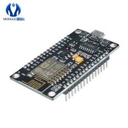 ESP8266 CH340G CH340 G NodeMcu V2 V3 Drahtlose WIFI Modul Stecker Entwicklung Board Basierend ESP-12E Micro USB CP2102