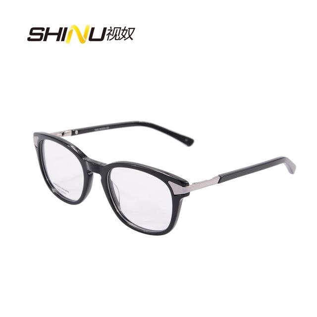 86cc515c739 UV400 Blue Ray Reading Glasses Noline Mutifocal Progressive Diopter  Eyeglasses For Near And Far Distance Bifocal