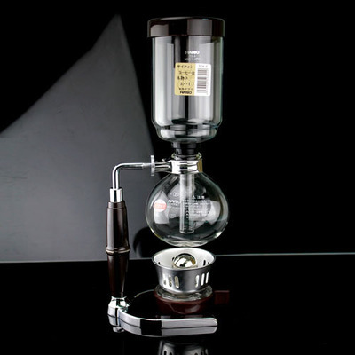 New 3 cups hario siphon maker japan style siphon coffee for Küchen siphon