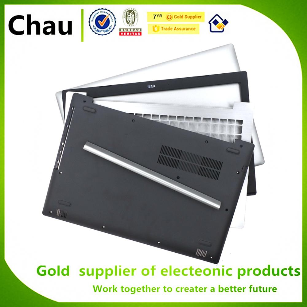 New Replacement for Lenovo Ideapad 320-15 320-15ISK 330-15 330-15IGM 320-15IKB LCD Rear Top Lid Back Cover Silver 5CB0N86313