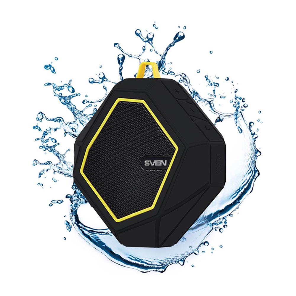 Consumer Electronics Portable Audio & Video Speakers SVEN SV-016449 speakers bluedio bs 3 consumer electronics portable audio