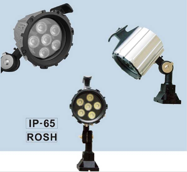 90-260V or DC24V  6W CNC Machine Work Light Short Arm Full aluminum IP65 Waterproof  Reliable and Professional new in stock ip 260 cu or ip 260 eu