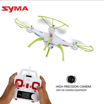 SYMA X5HC 2.4GHz 6-axle gyro Remote Control Drone With Wifi FPV 2MP Camera LED Lights Altitude Hold RC Quadcopter Helicopter Toy
