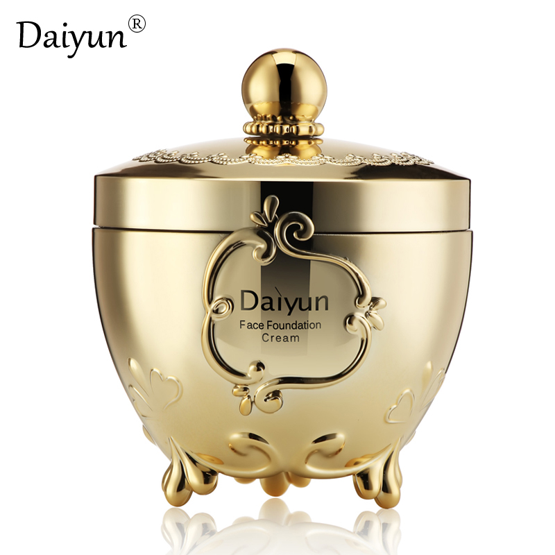 Daiyun makeup face foundation base primer concealer cream makeup base Hide Blemish Dark Circle Face Eye Foundation