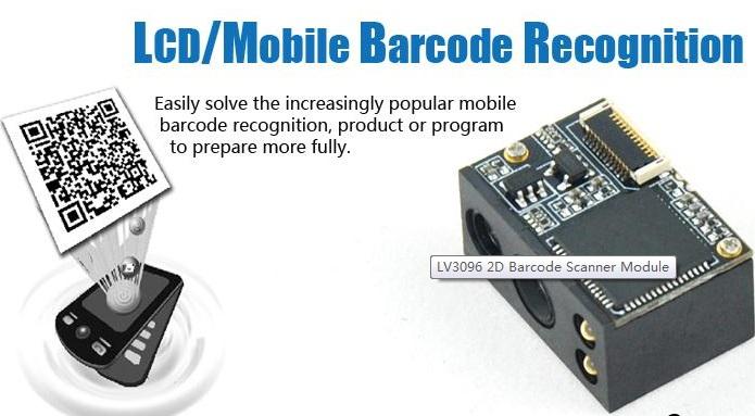 Hot Sale Cheapest raspberry pi embedded 2d qr code barcode scanner module