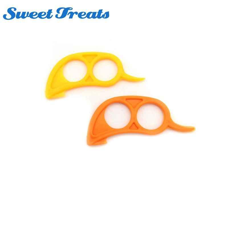 Sweettreats Апельсиновая Овощечистка терка для лимонов резак пластик новый дом маленькая мышь милый мини пластиковый резак прибор для очистки плодов от кожуры или кожицы устройство