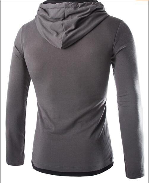 HTB1SF62JpXXXXc7XpXXq6xXFXXX4 - T Shirt Men Brand 2018 Fashion Men'S Hooded Stitching Design Tops & Tees T Shirt Men Long Sleeve Slim Male Tops  XXXL OOISH