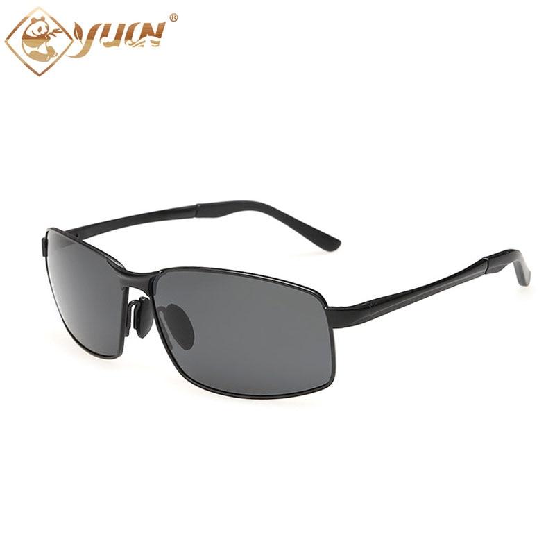 웃 유Alta calidad hombres Gafas de sol marca diseñador polarizado ...