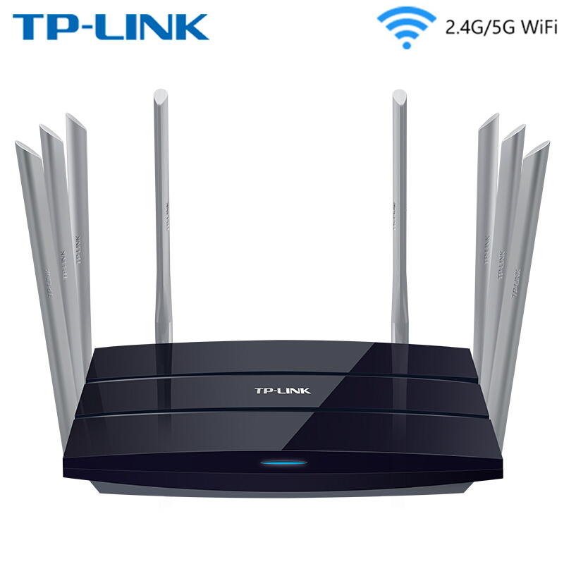 TP Link TL-WDR8620 Wifi Router 2533Mbps WiFi Repeater 2.4G/5GHz Dual Band APP Control WiFi Wireless Routers(China)