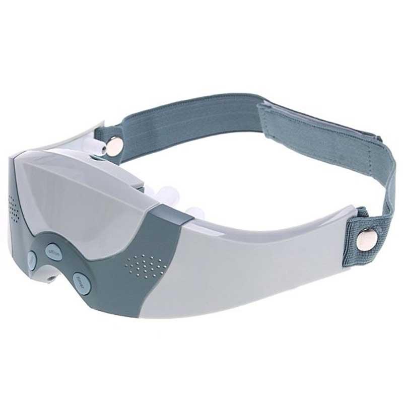 Ojo eléctrico vibración masajeador de Ojos masajeador sinusal cerebro frente ojo magnética masajeador relax cuidado de la salud producto ojo-masajeador