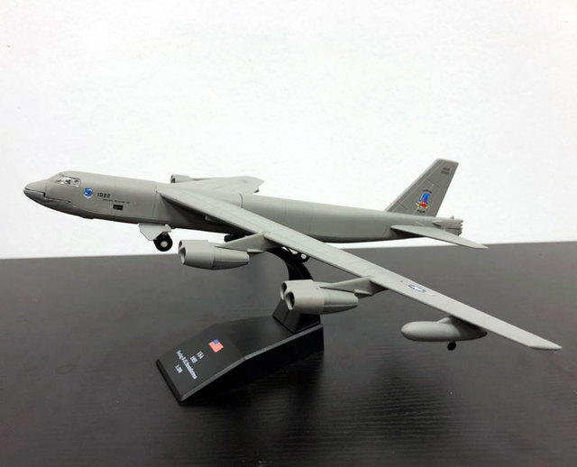 amer 1 200 scale military model toys usa boeing b 52 stratofortress