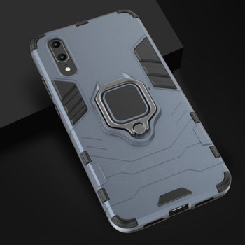 Armor phone case huawei P20 full shockproof cover with holder ring