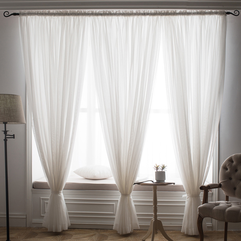 American Curtains Style