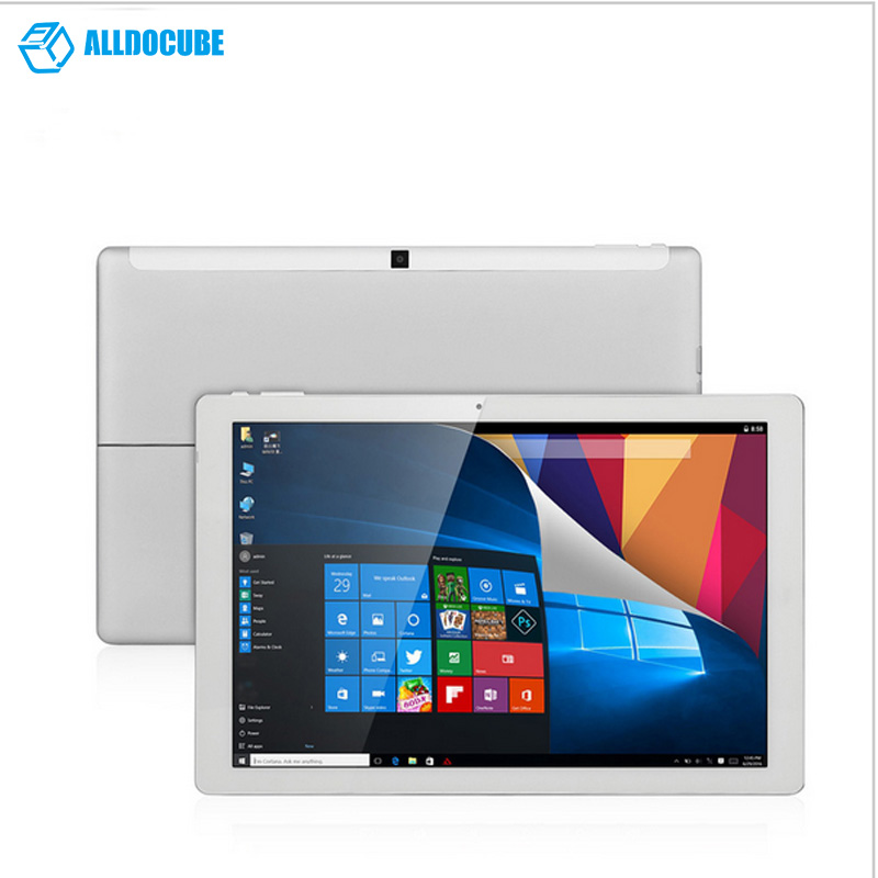 12.3 inch PC Google Windows 10 & Android 5.1,CUBE i12 iwork12 Dual OS, 4GB+64GB, Intel Cherry Trail X5-Z8300 Quad-core 1.8GHz