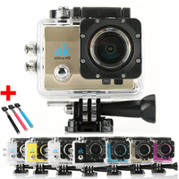 Ultra HD 4K WIFI Action Camera Sports Camera 1080P Full HD 60FPS 2inch 170 Wide Lens