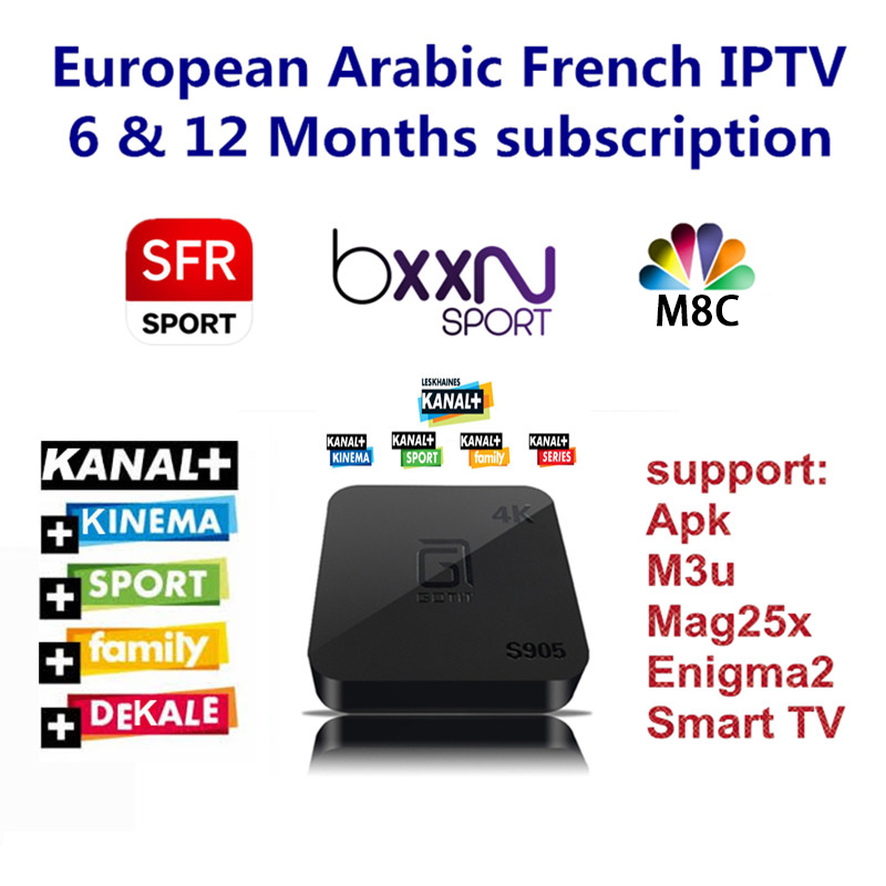 Android TV Box with 1000+ Channels European Europe Arabic French Belgium IPTV Code Live TV Smart TV box for France Belgian Arab майка классическая printio оранжевое солнце