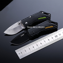 Sanrenmu Hot selling Stainless Small Straight Knife Blade Fixed Tactical Knife Survival Hunting Knive Pocket Outdoor Campi Knife