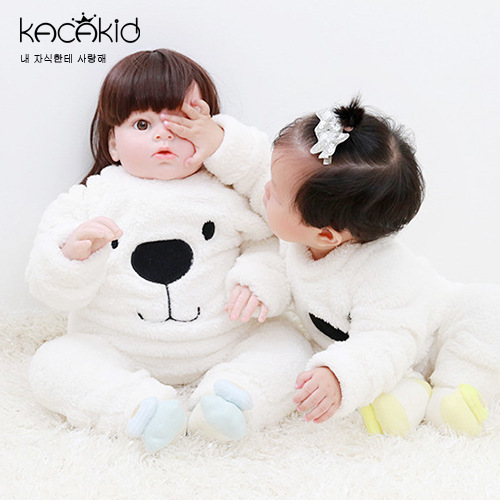 2016 Autumn Winter Warm Girls Body Suits Baby Romper Cotton Long Sleeve Baby Boy Wear Jumpsuits Newborn Girl Infant Clothing