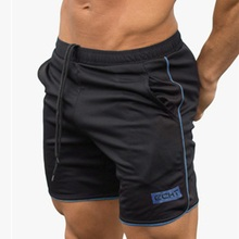 Mens Sports Running Shorts Fitness Football Tennis Gym Breathable Quick-drying Outdoor