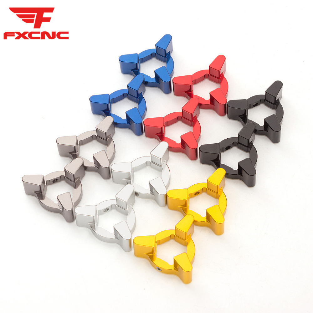 Motorcycle Accessories 17mm Suspension Fork Preload Adjusters For <font><b>Yamaha</b></font> YZF R6 YZF <font><b>R</b></font> <font><b>6</b></font> 1999 - <font><b>2007</b></font> 2000 2001 2002 2003 2004 image