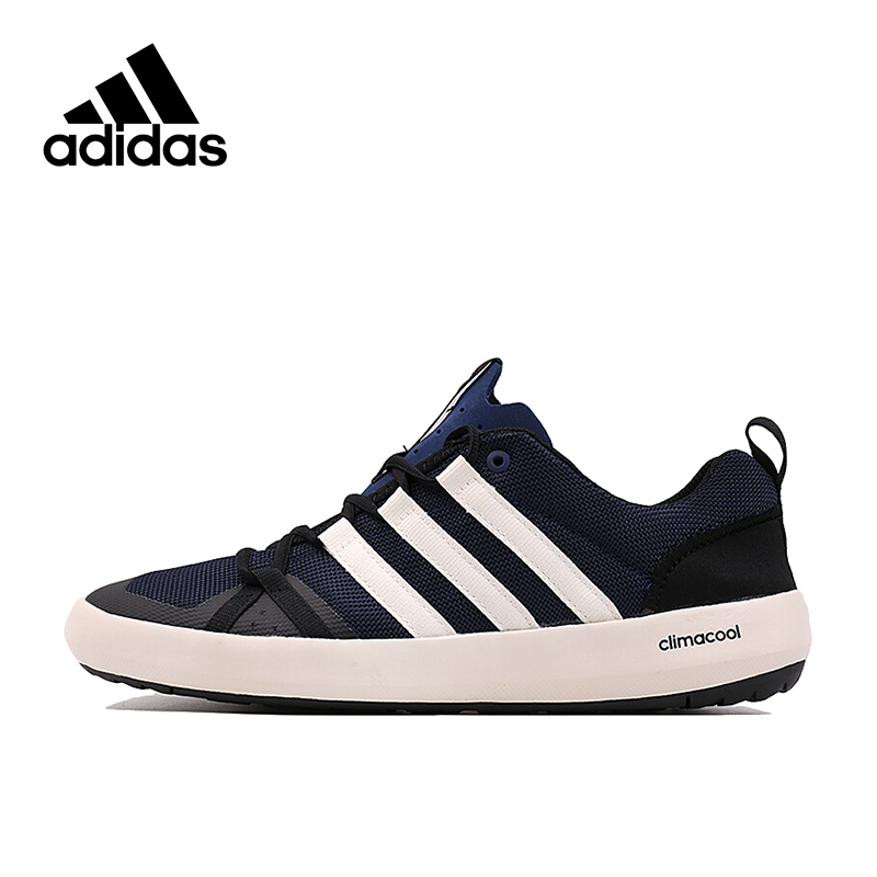 91d49df1831 Oficial Nova Chegada 2017 Adidas TERREX Unisex Do Aqua Sapatos Ao Ar Livre  Tênis Esportivos