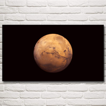 Mars Planet Space Universe Art Silk Poster Prints Home Wall Decor Pictures 11x20 16x29 20x36 24x43 30x54 Inches Free Shipping