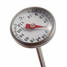 1 шт. нержавеющая сталь-10~ 110 градусов Цельсия кухня для приготовления пищи быстрый ответ мгновенное чтение ремесло термометр метр измерительные инструменты