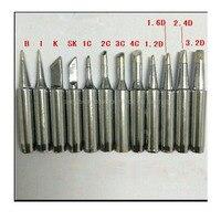 Lead Free Solder Iron Tip 900M T For 936 SAIKE ATTEN AOYUE KADA YIHUA Soldering Rework