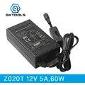 GKTOOLS, 12 В 5A 60 Вт Мощность адаптер с переключением, питания, посвященный для 60 Вт мини-двигатель, z020T и Z020-1
