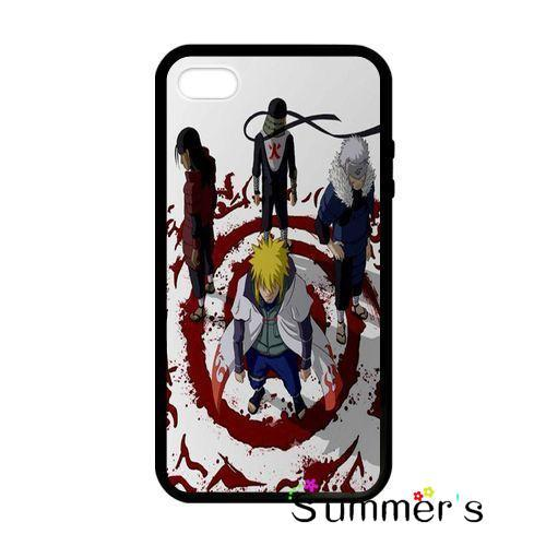 Naruto Hokage Cellphone Case Cover for iphone
