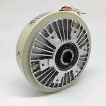 Магнитный порошковый тормозной полый вал 25 нм 2,5 кг постоянного тока 24 В 1000 об/мин Размотка для контроля натяжения непрерывное скольжение имитация нагрузки