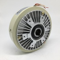 Magnetische Poeder Rem Holle As 25Nm 2.5Kg Dc 24V 1000 Rpm Afwikkelen Voor Spanning Controle Continue Sliding Gesimuleerde belasting-in Magnetische Poederremmen van Gereedschap op