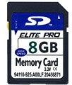 Высокоскоростная карта памяти SDHC  8 ГБ  класс 10  U1  SDHC  8 Гб
