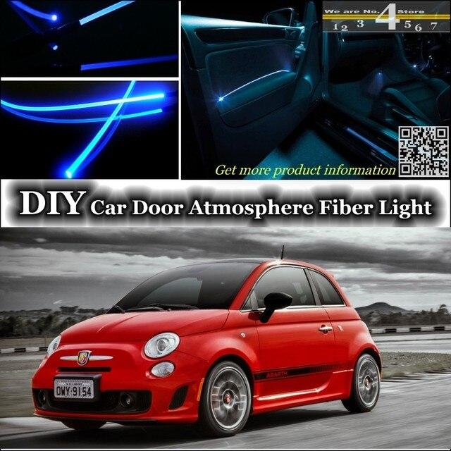 Fiat Abarth Interior Lighting