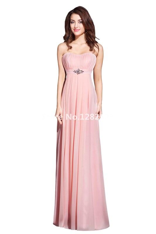 Empire Waist Evening Dress Chiffon Cheap Simple Pregnant Women Dress ...