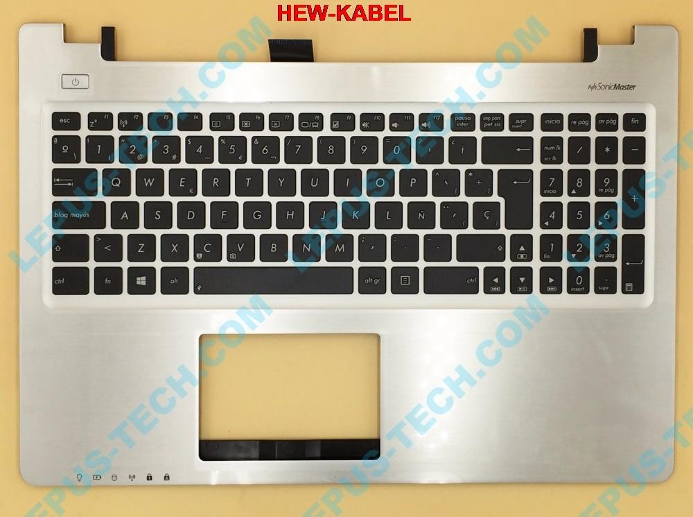 SP Spain LA Keyboard For ASUS K56 K56C K56CB K56CM K56CA A56 A56C S56C S56 Top
