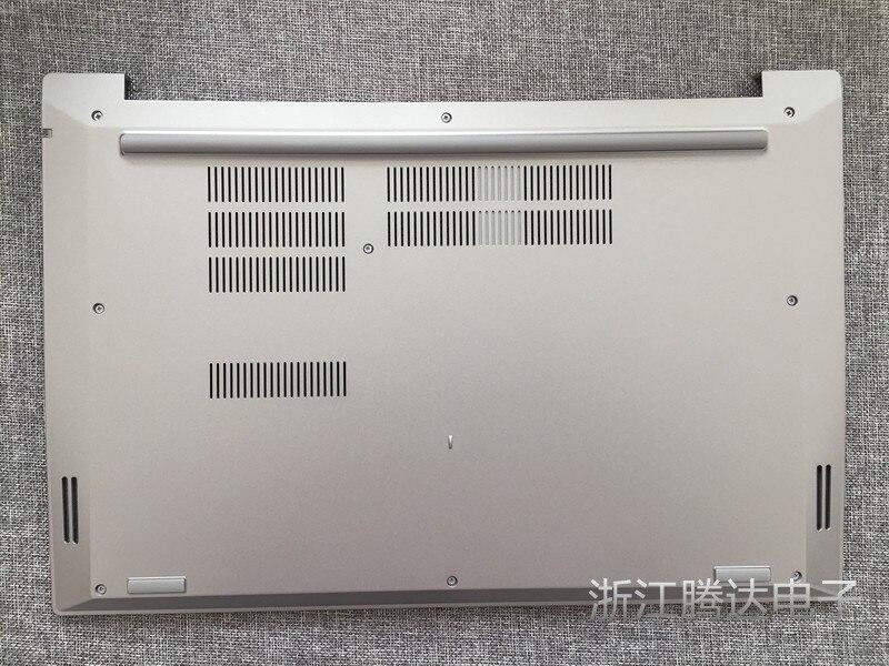 New Original For Lenovo ThinkPad E580 E585 E580C Bottom Case Lower Base Cover Housing AP16700031001LW411 Silver GrayNew Original For Lenovo ThinkPad E580 E585 E580C Bottom Case Lower Base Cover Housing AP16700031001LW411 Silver Gray