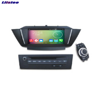 Liislee Android Car GPS Navigation Navi player For BMW X1 E84 2009~2013 Multimedia Audio Video Radio Bluetooth Stereo