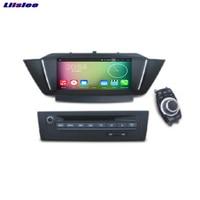 Liislee Android Car GPS Navigation Navi player For BMW X1 E84 2009~2013 Multimedia Audio Video Radio Bluetooth Stereo